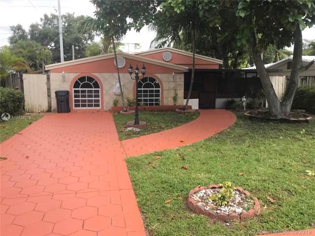 1223 NE 182nd St, North Miami Beach, FL 33162 (MLS #A10738076) :: Laurie Finkelstein Reader Team
