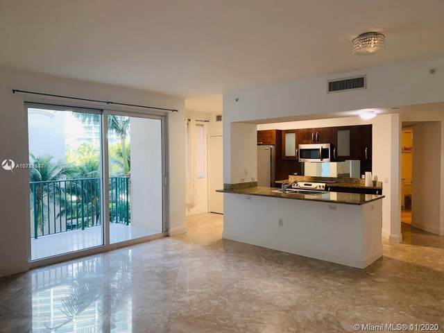 19900 E Country Club Dr #312, Aventura, FL 33180 (MLS #A10738547) :: Podium Realty Group Inc
