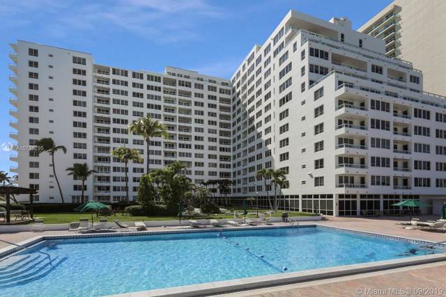 5005 Collins Ave #603, Miami Beach, FL 33140 (MLS #A10739295) :: The Teri Arbogast Team at Keller Williams Partners SW