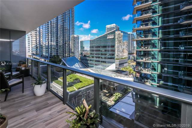 801 S Miami Ave #1508, Miami, FL 33130 (MLS #A10739477) :: Berkshire Hathaway HomeServices EWM Realty