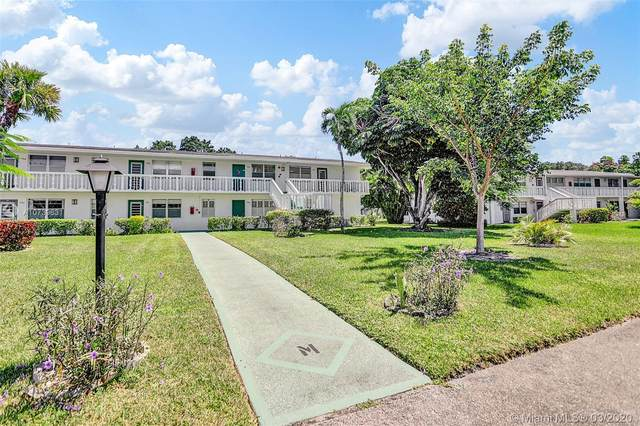301 Farnham M, Deerfield Beach, FL 33442 (MLS #A10739631) :: Green Realty Properties