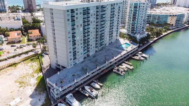 6770 Indian Creek Dr Ph-A, Miami Beach, FL 33141 (MLS #A10739918) :: Green Realty Properties