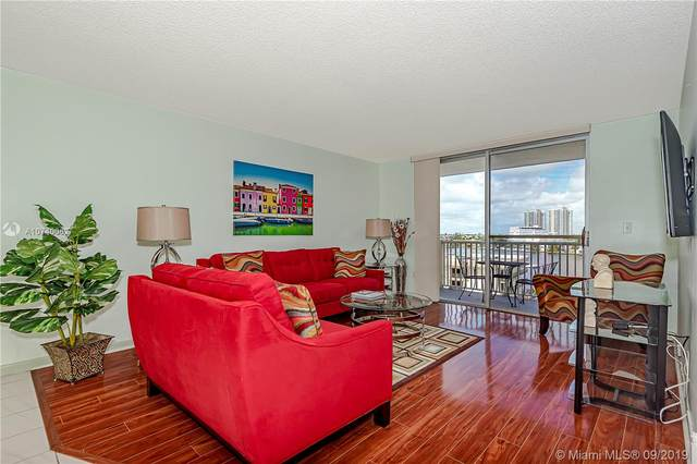 137 E Golden Isles Dr #711, Hallandale Beach, FL 33009 (MLS #A10740062) :: Carole Smith Real Estate Team