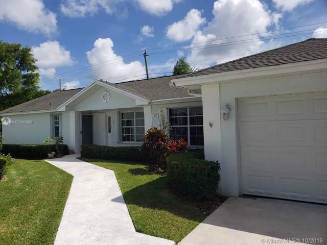 767 SE 22nd Dr, Homestead, FL 33033 (MLS #A10740909) :: Berkshire Hathaway HomeServices EWM Realty