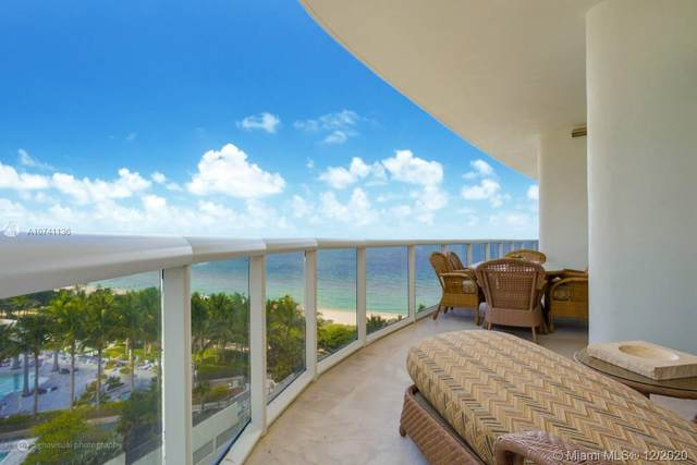 9601 Collins Ave #903, Bal Harbour, FL 33154 (MLS #A10741136) :: Search Broward Real Estate Team