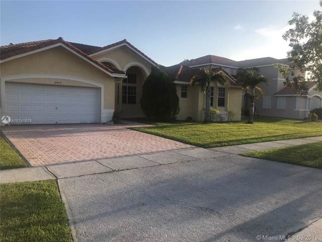 16450 NW 16th St, Pembroke Pines, FL 33028 (MLS #A10741678) :: Grove Properties