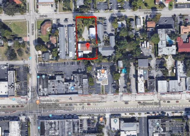 2320 Polk St, Hollywood, FL 33020 (MLS #A10741945) :: Laurie Finkelstein Reader Team