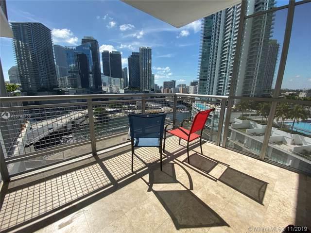 350 S Miami Av #1612, Miami, FL 33130 (MLS #A10742753) :: The Adrian Foley Group
