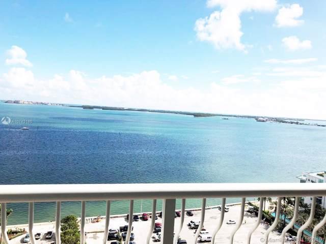 1200 Brickell Bay Dr #1902, Miami, FL 33131 (MLS #A10743186) :: Patty Accorto Team