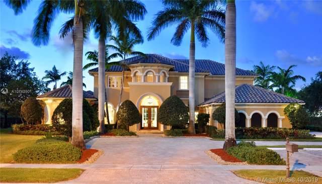 14243 S Jockey Cir S, Davie, FL 33330 (MLS #A10743901) :: Green Realty Properties