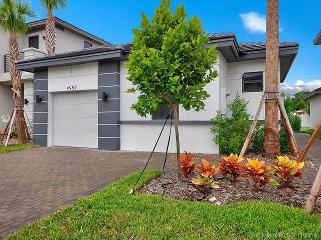 4943 Whispering Way, Dania Beach, FL 33312 (MLS #A10743972) :: Green Realty Properties