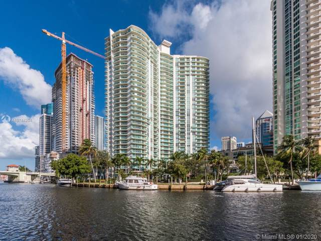 347 N New River Dr E #610, Fort Lauderdale, FL 33301 (MLS #A10744204) :: Patty Accorto Team