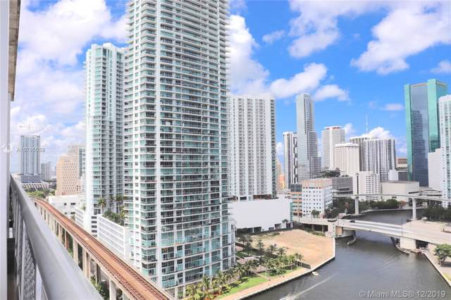 690 SW 1st Ct #2116, Miami, FL 33130 (MLS #A10745058) :: The Jack Coden Group
