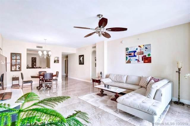 3340 NE 190th St #403, Aventura, FL 33180 (MLS #A10745340) :: Green Realty Properties
