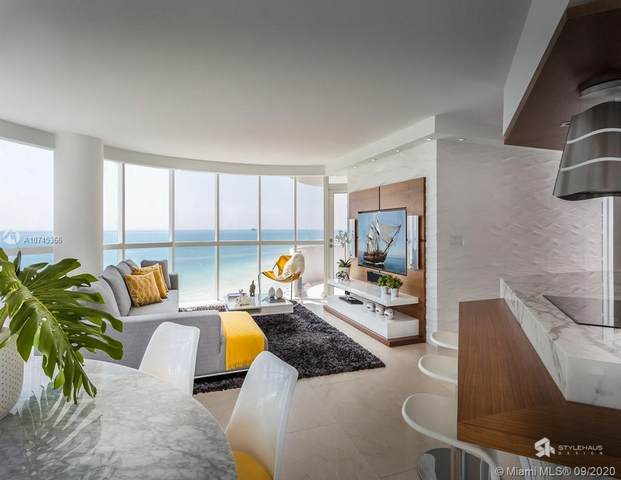 6301 Collins Ave #1401, Miami Beach, FL 33141 (MLS #A10745366) :: Patty Accorto Team