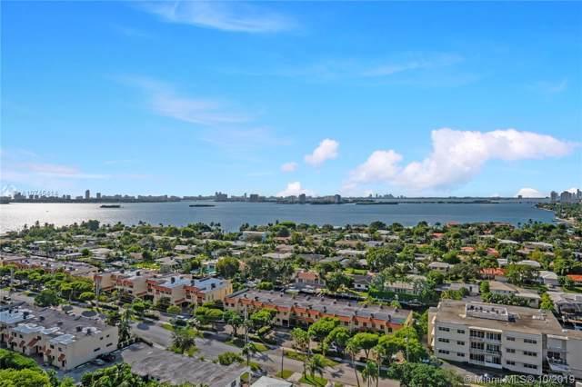 2000 Towerside Terrace #1808, Miami, FL 33138 (MLS #A10745414) :: Grove Properties