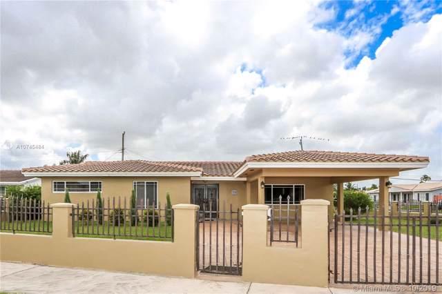 2960 SW 78th Ct, Miami, FL 33155 (MLS #A10745484) :: Berkshire Hathaway HomeServices EWM Realty