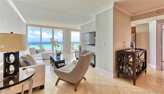 6365 Collins Ave #3902, Miami Beach, FL 33141 (MLS #A10745672) :: United Realty Group