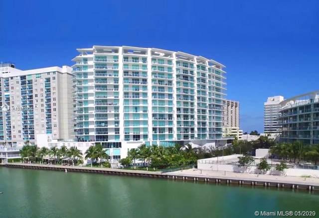 6700 Indian Creek Dr #507, Miami Beach, FL 33141 (MLS #A10745890) :: Patty Accorto Team