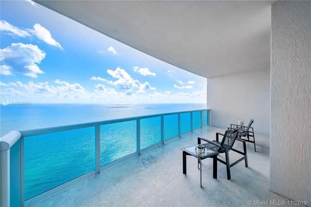 2711 S Ocean Dr #3503, Hollywood, FL 33019 (MLS #A10745903) :: Berkshire Hathaway HomeServices EWM Realty