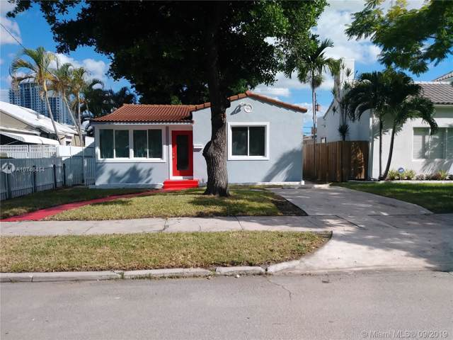 1641 Jackson St, Hollywood, FL 33020 (#A10746454) :: Dalton Wade