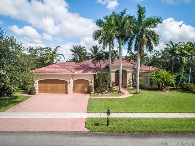 13801 SW 39th St, Davie, FL 33330 (MLS #A10747183) :: The Teri Arbogast Team at Keller Williams Partners SW
