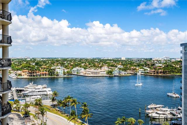 100 S Birch Rd. 1402C, Fort Lauderdale, FL 33316 (MLS #A10747275) :: The Howland Group