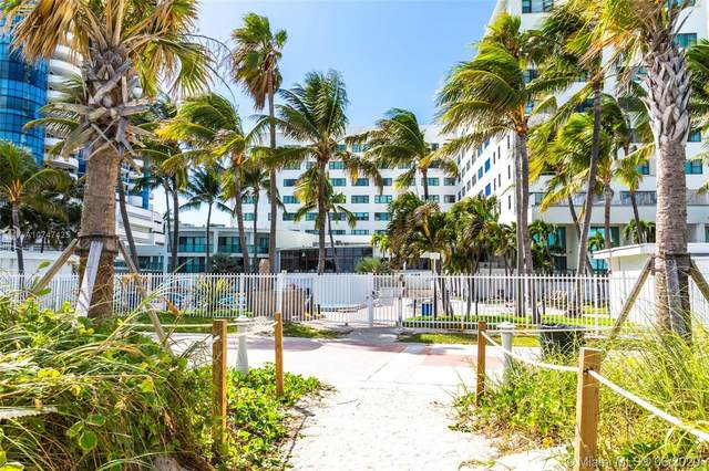 6345 Collins Ave #731, Miami Beach, FL 33141 (MLS #A10747425) :: United Realty Group