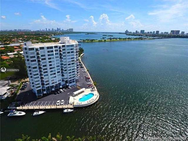 11930 N Bayshore Dr #803, North Miami, FL 33181 (MLS #A10747979) :: The Jack Coden Group