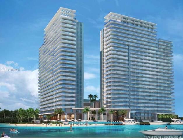 16385 Biscayne Blvd #104, North Miami Beach, FL 33160 (MLS #A10748715) :: The Teri Arbogast Team at Keller Williams Partners SW