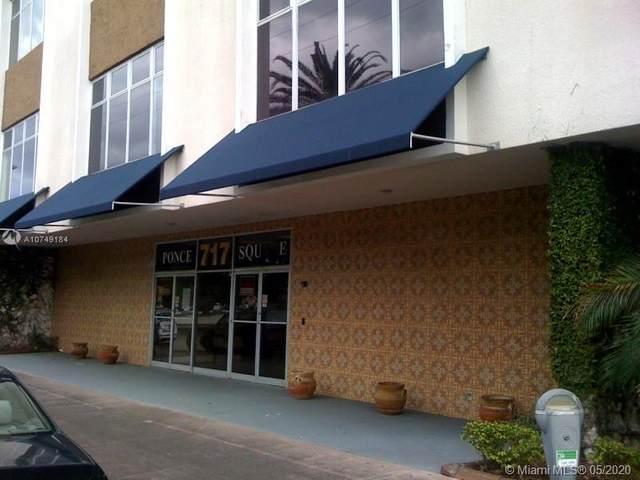 717 Ponce De Leon Blvd, Coral Gables, FL 33134 (MLS #A10749184) :: The Teri Arbogast Team at Keller Williams Partners SW