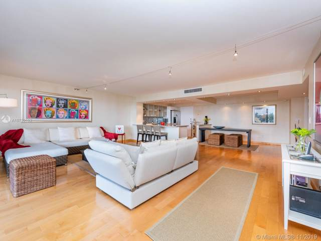1 Grove Isle Dr A308, Miami, FL 33133 (MLS #A10750102) :: Berkshire Hathaway HomeServices EWM Realty