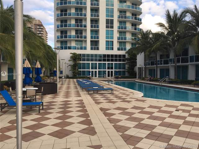 1945 S Ocean Dr #2302, Hallandale Beach, FL 33009 (MLS #A10750833) :: The Pearl Realty Group