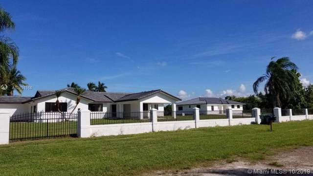 19305 SW 207th Ave, Miami, FL 33187 (MLS #A10751514) :: Grove Properties
