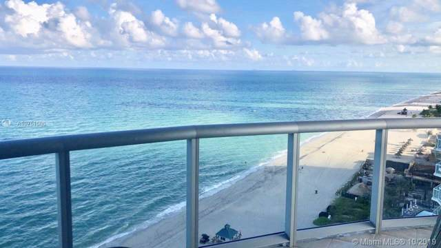 18683 Collins Ave #1701, Sunny Isles Beach, FL 33160 (MLS #A10751586) :: The Riley Smith Group