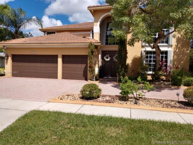 1885 NW 139th Ter, Pembroke Pines, FL 33028 (MLS #A10751817) :: The Rose Harris Group