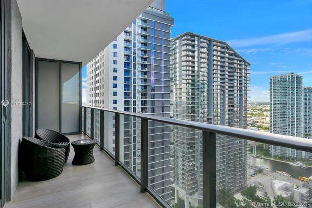 45 SW 9th St #3510, Miami, FL 33130 (MLS #A10752217) :: Podium Realty Group Inc