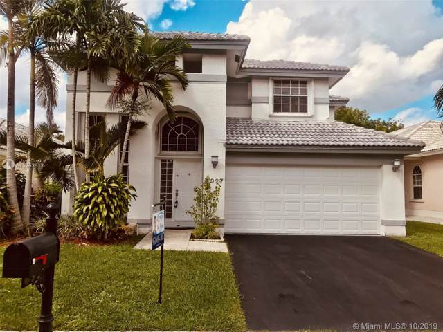 6927 NW 27th Ct, Margate, FL 33063 (MLS #A10752811) :: The Adrian Foley Group