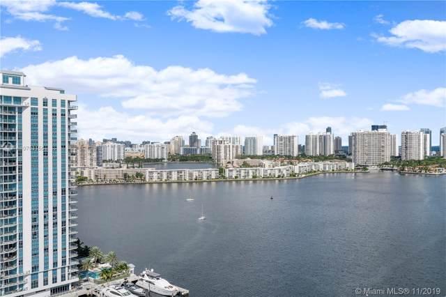 17111 Biscayne Blvd #1801, North Miami Beach, FL 33160 (MLS #A10753156) :: Grove Properties