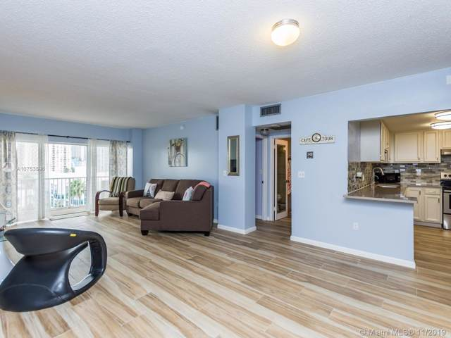 1965 S Ocean Dr 5Q, Hallandale, FL 33009 (MLS #A10753596) :: RE/MAX Presidential Real Estate Group