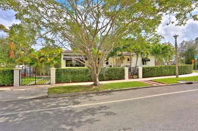 2425 SW 24th Ave, Miami, FL 33145 (MLS #A10753701) :: Albert Garcia Team