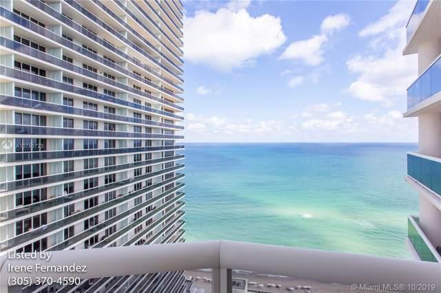 1850 S Ocean Dr #2610, Hallandale, FL 33009 (MLS #A10753723) :: Green Realty Properties