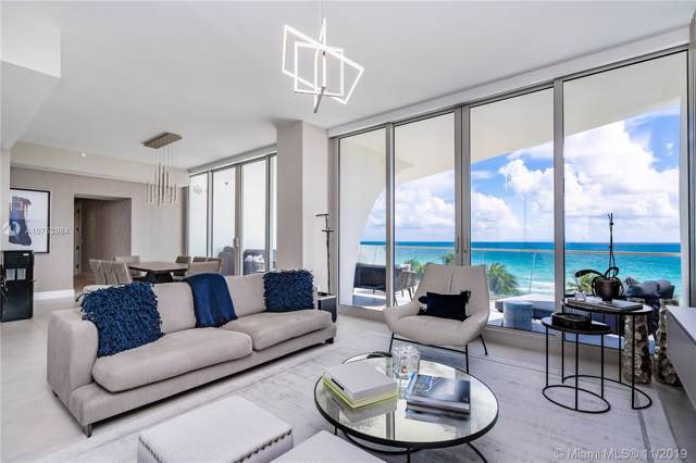 16901 Collins Ave #502, Sunny Isles Beach, FL 33160 (MLS #A10753984) :: The Riley Smith Group