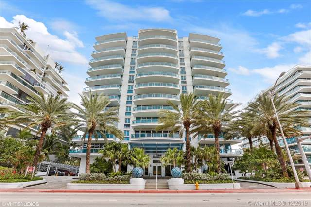 9401 Collins Ave #504, Surfside, FL 33154 (MLS #A10754629) :: Castelli Real Estate Services
