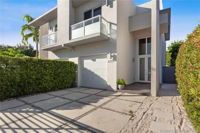 3771 SW 27 Ln, Miami, FL 33134 (MLS #A10754745) :: Berkshire Hathaway HomeServices EWM Realty