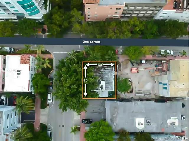 803 2nd St, Miami Beach, FL 33139 (MLS #A10757229) :: Prestige Realty Group
