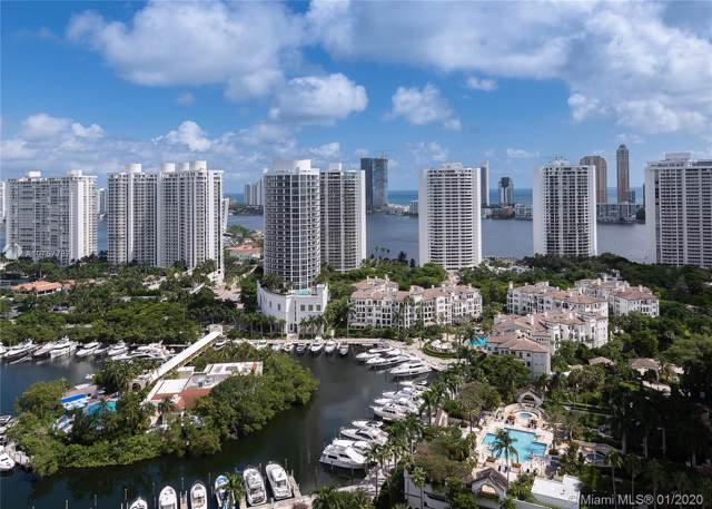 1000 W Island Blvd #2908, Aventura, FL 33160 (MLS #A10757787) :: The Paiz Group