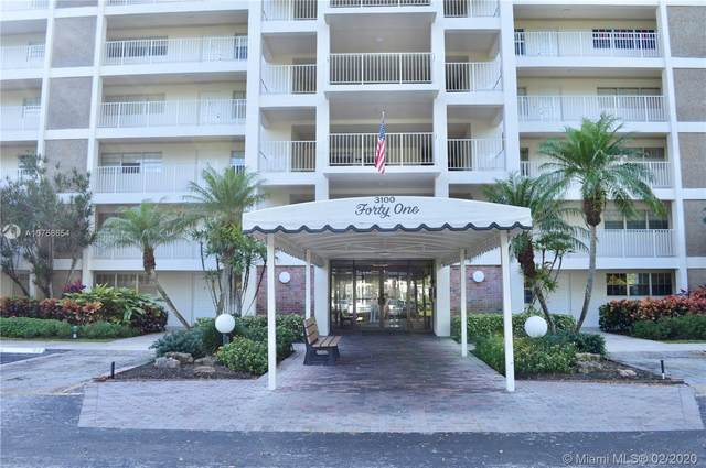 3100 N Course Ln #207, Pompano Beach, FL 33069 (MLS #A10758654) :: The Jack Coden Group