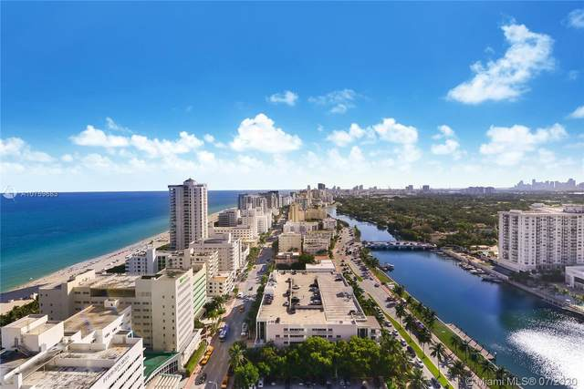 4401 Collins Ave 2606&2608, Miami Beach, FL 33140 (MLS #A10759683) :: Green Realty Properties