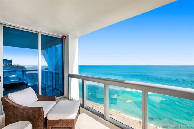6899 Collins Ave #1808, Miami Beach, FL 33141 (MLS #A10760215) :: GK Realty Group LLC
